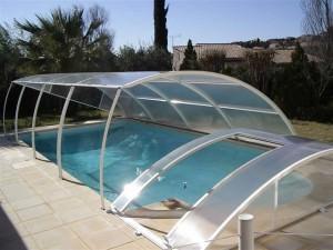 sécurité abri piscine