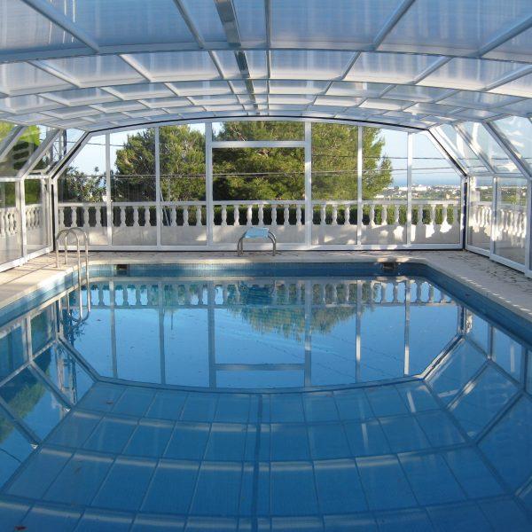 Abris piscine medium Paris
