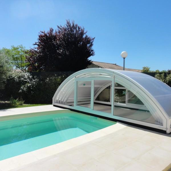 Abri piscine Madrid