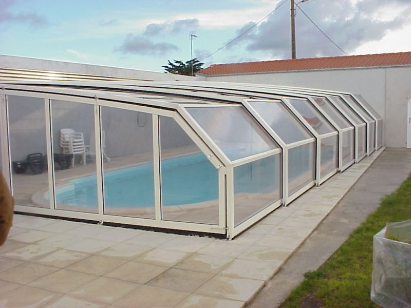 Fabricant d 39 abri piscine montpellier h rault bel abri for Entretien abris piscine