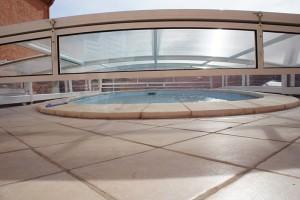 abri piscine sécurisé