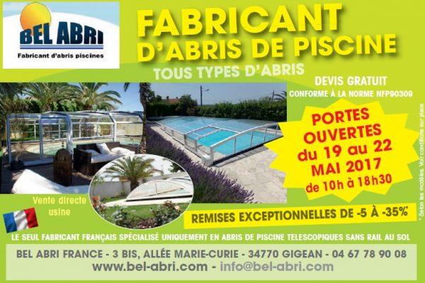 Notre gamme d 39 abris piscine la foire expo de perpignan abri piscine - Couverture piscine tendue perpignan ...