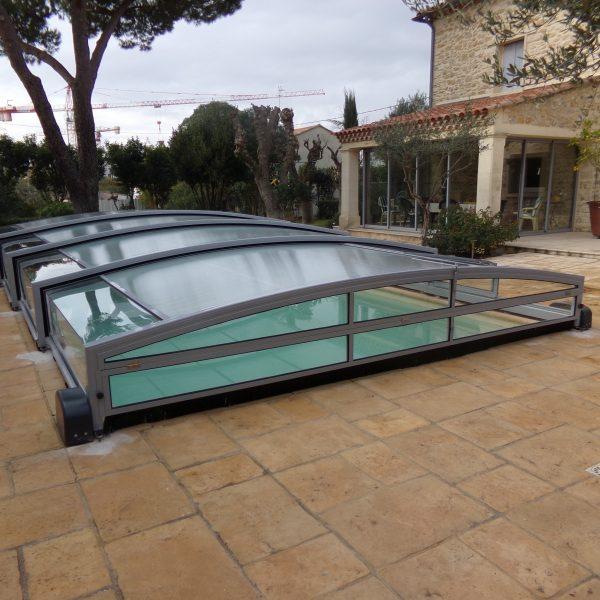 Le devis estimatif pour mon abri de piscine for Abri piscine telescopique sans rail