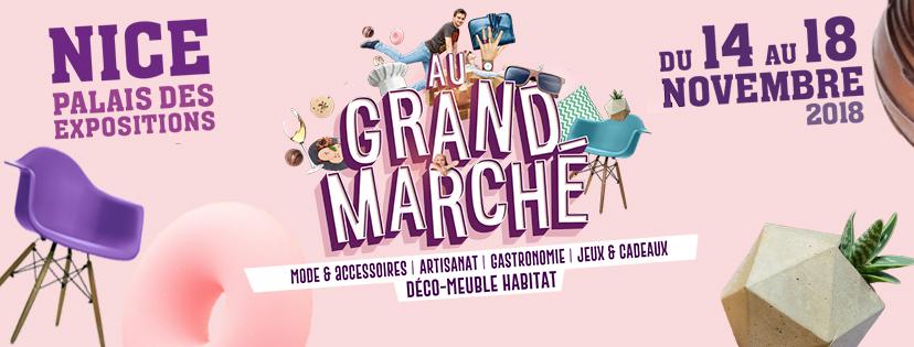 grand marche nice 2018