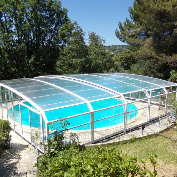 abri piscine haut bel abri france